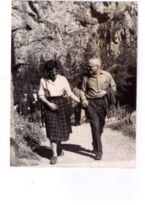 my parents.1960